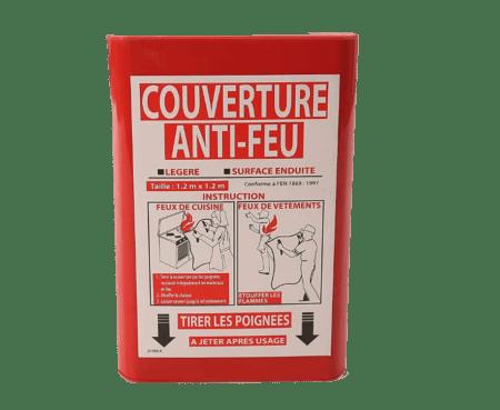 Couverture Anti-Feu